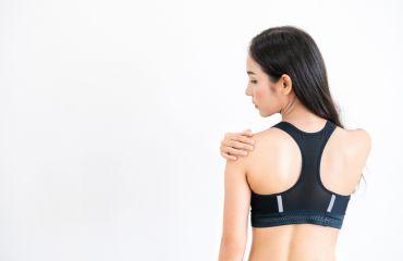 Auflockerung des Schultergürtels