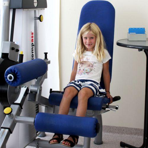 Testen der Fitnessgeräte