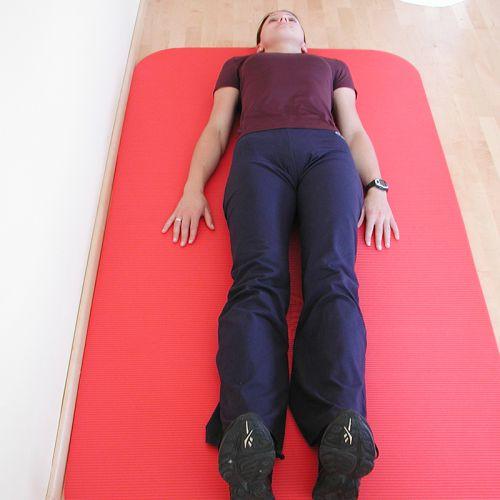Rückensckschmerzen