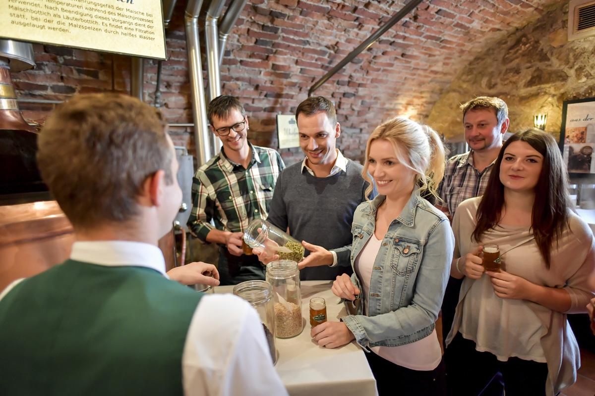 1-Tages-Bierseminar im Brauhotel Weitra