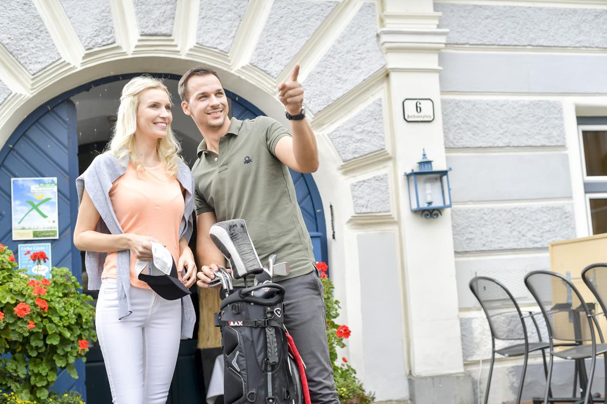 Golf & GENUSS im Brauhotel Weitra