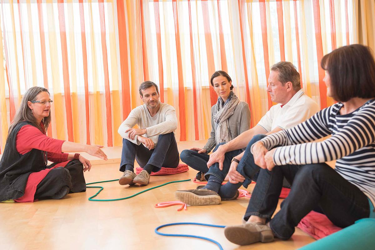 Rehabilitationsprogramm bei psychischen Erkrankungen im Lebens.Resort Ottenschlag