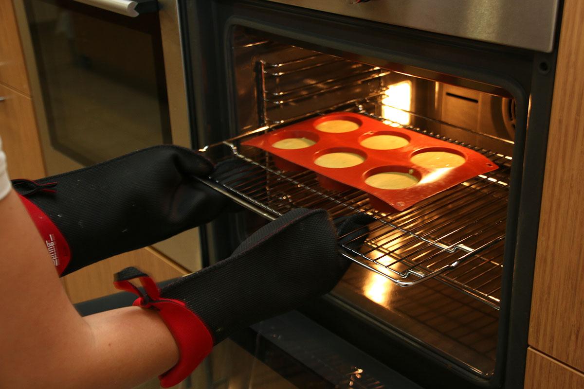 Muffins backen