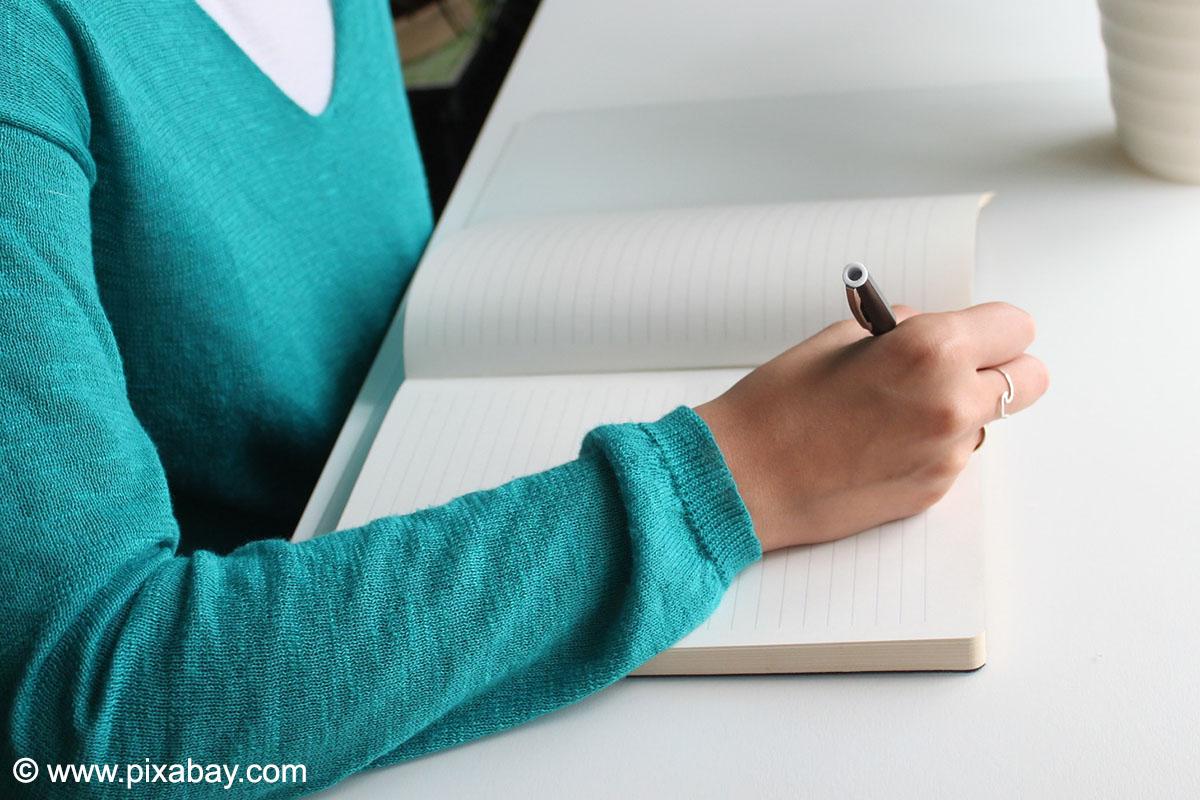 Erfolgstagebuch schreiben