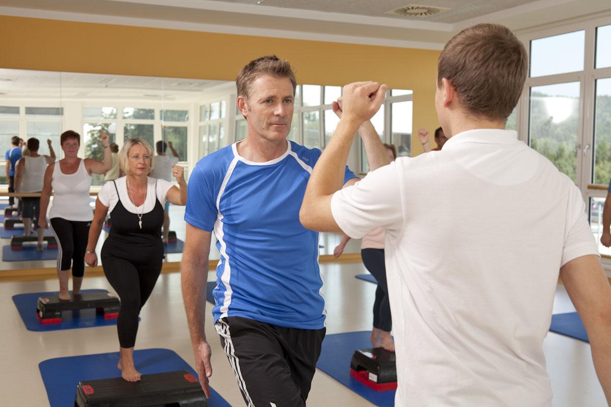 Wochenpauschale: Rücken fit im Moorheilbad Harbach