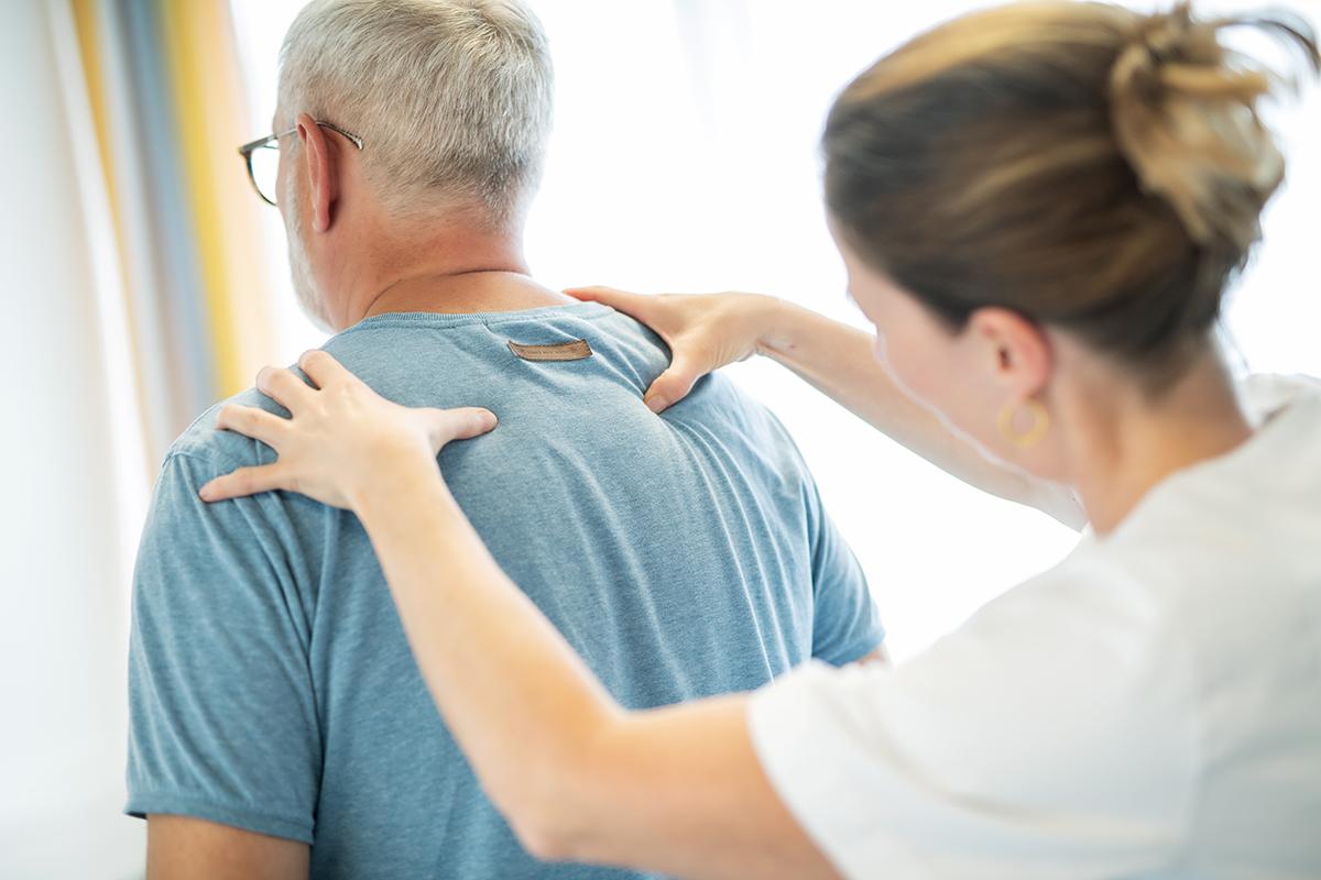 Schmerztherapie oder Schmerzbewältigung im Moorheilbad Harbach