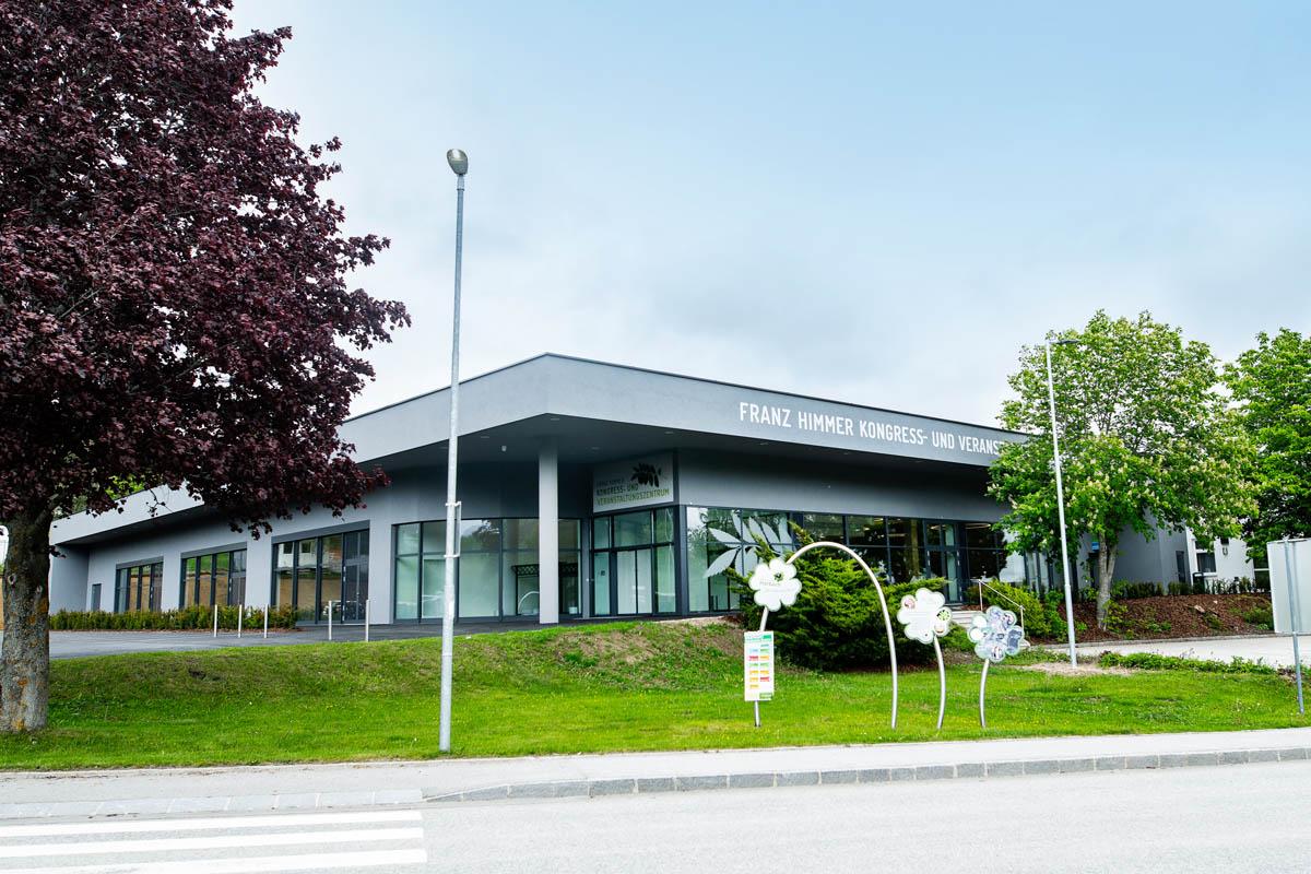 Franz Himmer Kongress- und Veranstaltungszentrum Moorbad Harbach