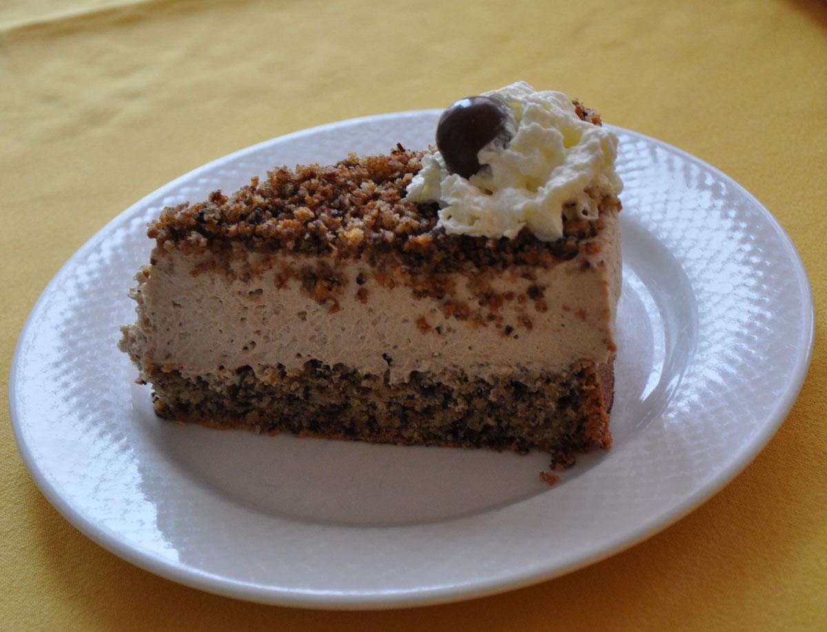 Latte-Torte