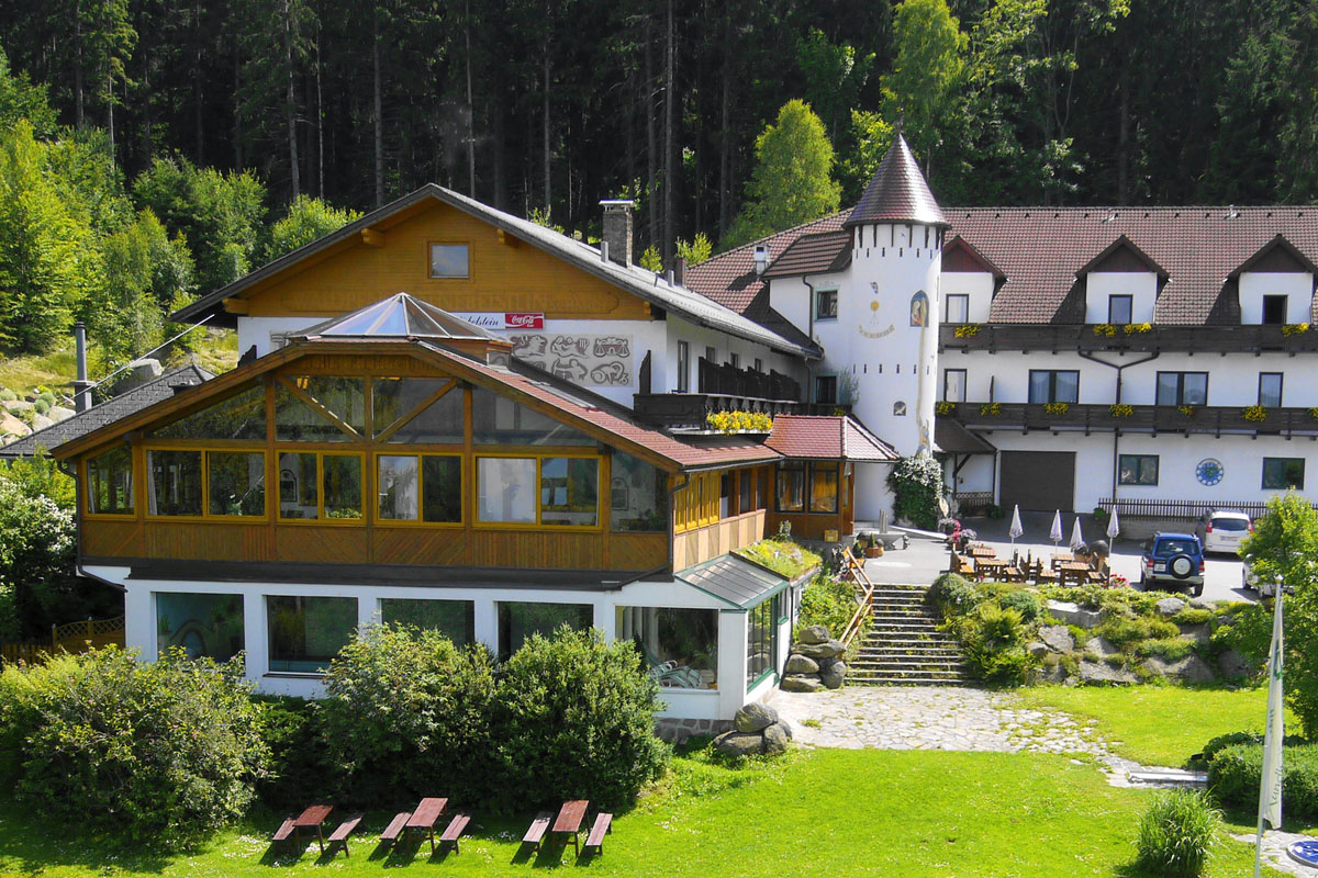 Märchenhafte Waldviertelwoche in der Waldpension Nebelstein