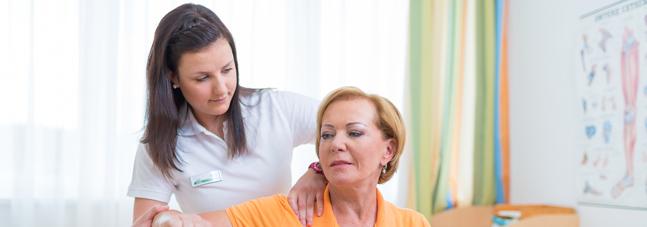 Tagespauschale für private orthopädische Rehabilitation im Moorheilbad Harbach