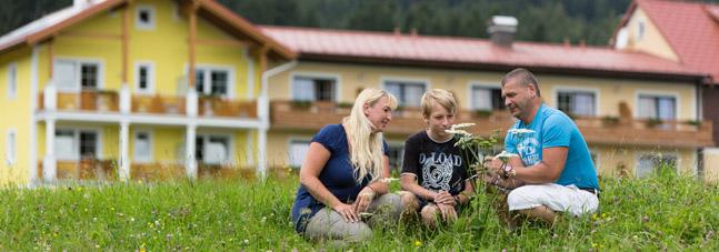 Nordwald Verwöhn-Tage in der Gasthof Pension Nordwald