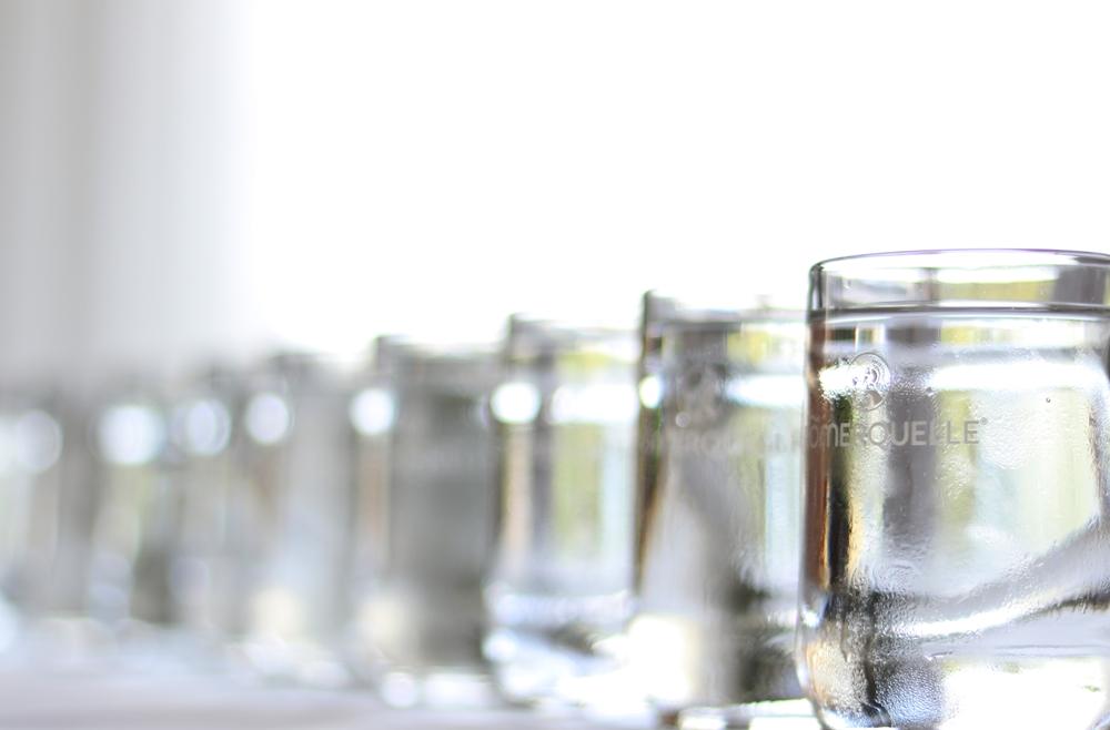 Tipps zur Vermeidung eines Flüssigkeitsmangels