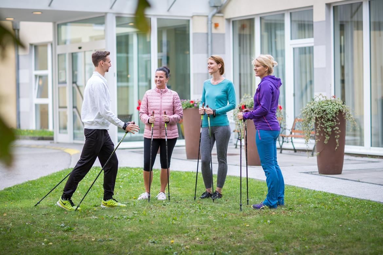 Nordic Walking - ein gutes Ausdauertraining