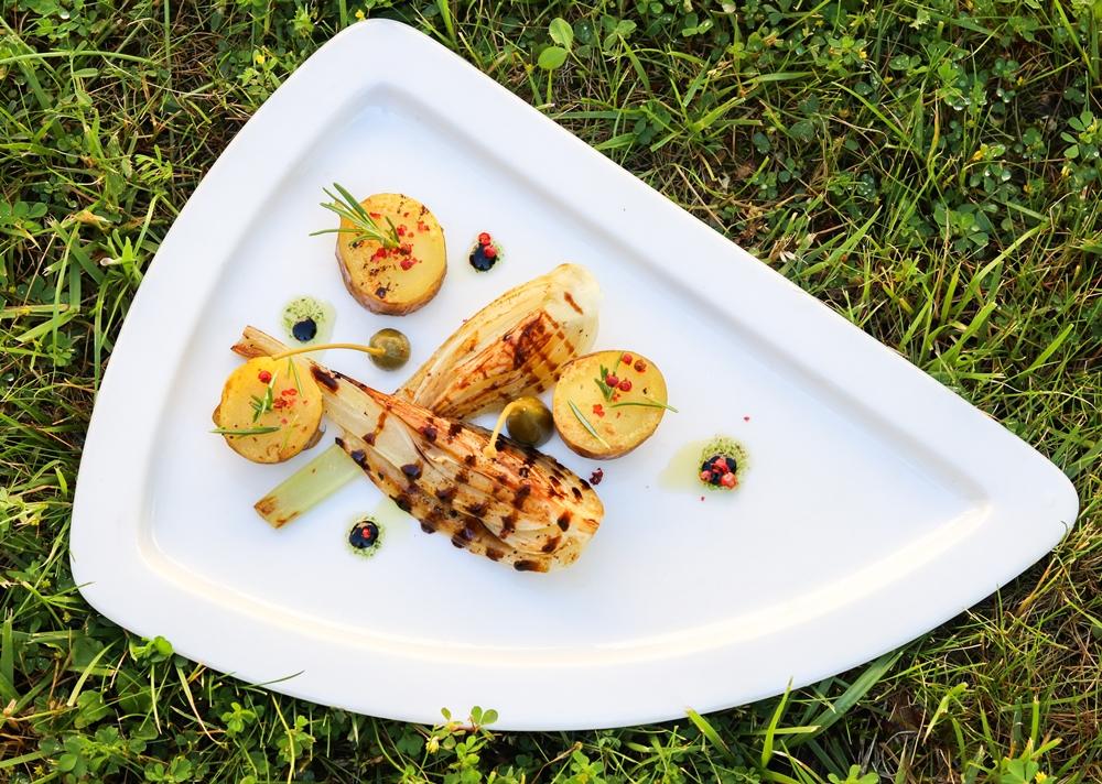 Grillen - mit einer gesunden Alternative zum vorgewürzten Fleisch aus dem Supermarkt