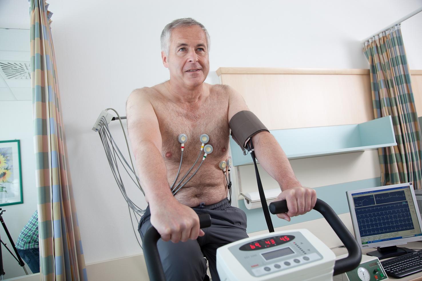 Herz-Kreislauf-Check im Herz-Kreislauf-Zentrum Groß Gerungs