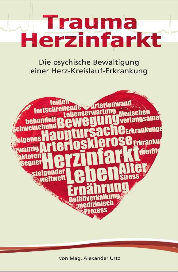 Buch Trauma Herzinfarkt