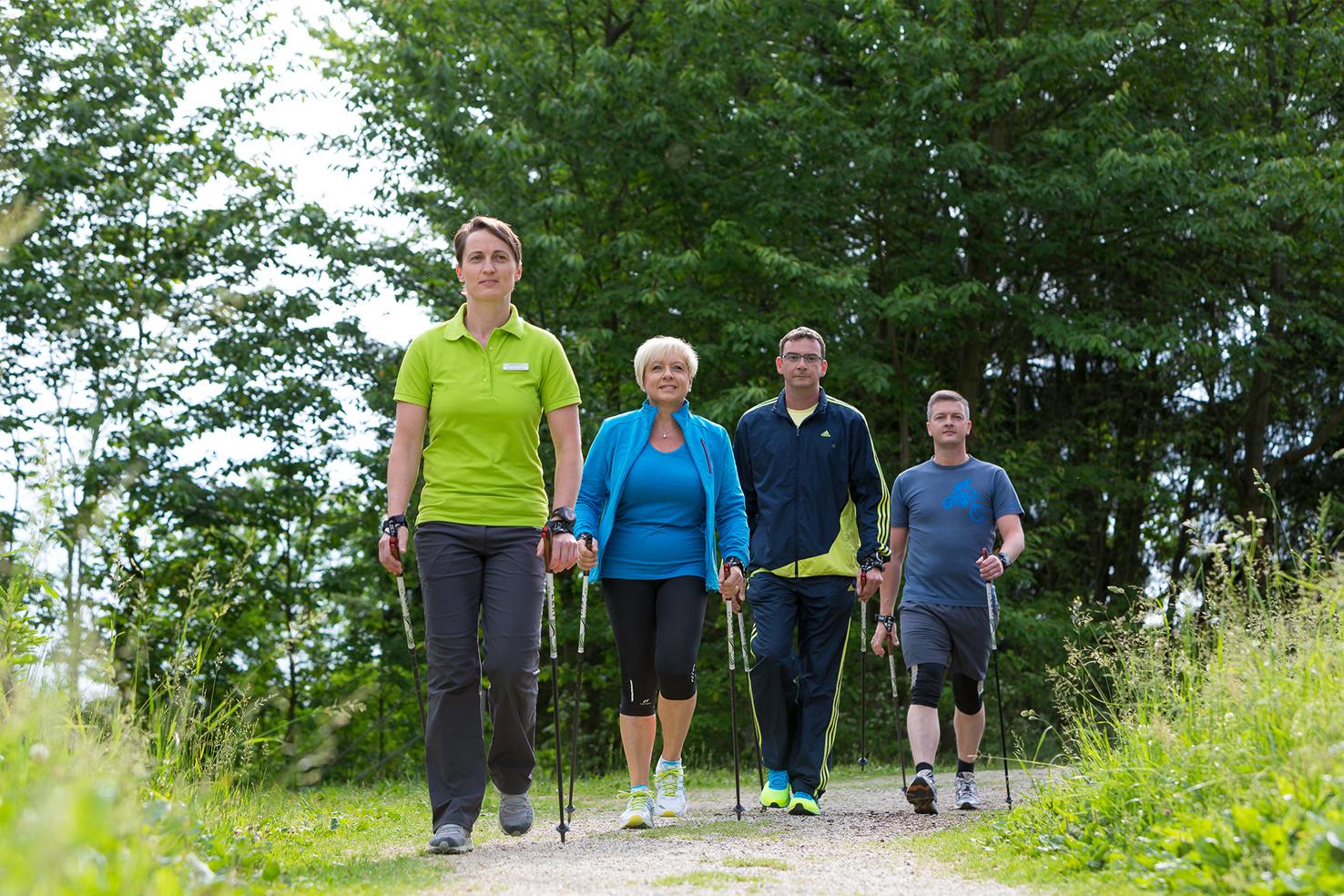 Xund und Aktiv im Herz-Kreislauf-Zentrum Groß Gerungs