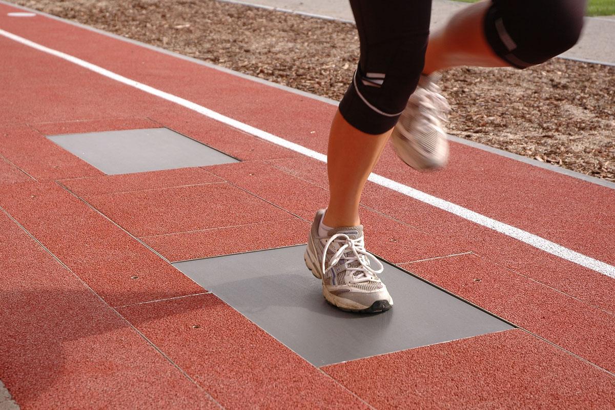 Laufstil- oder Nordic-Walking-Analyse mit Muskelfunktionstest